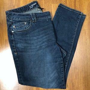 Lane Bryant Women Plus Size 16 Skinny Jeans